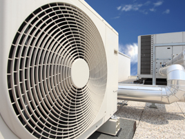 Install HVAC