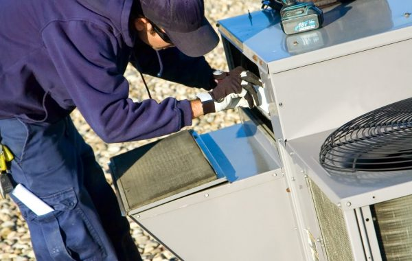 HVAC Repair Service Call