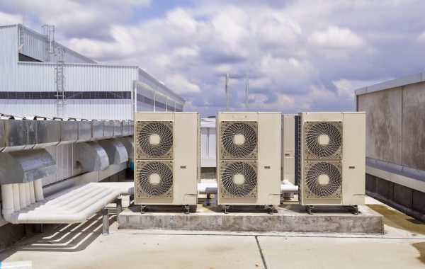 Commercial HVAC Service Call